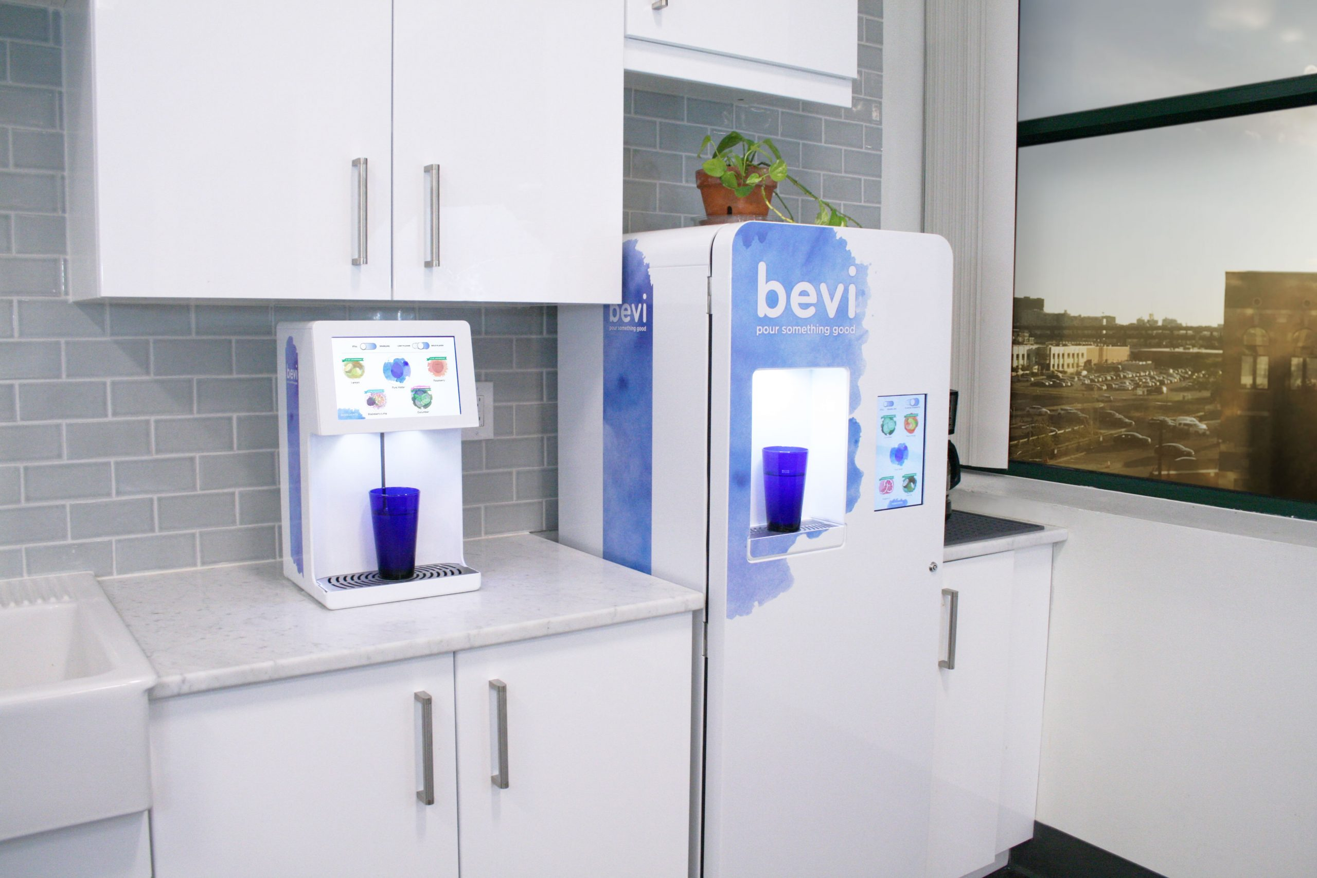 Bevi Smart Water Cooler